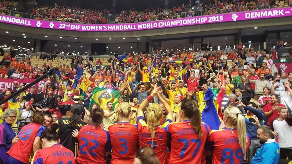 retrospectiva 2015 romania medalie bronz handbal