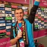 dragos luscan | medalie bronz | campionat mondial handbal 2015