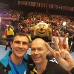 dragos luscan | tomas ryde | campionat mondial handbal 2015