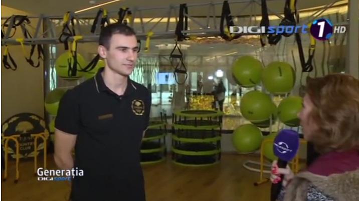 video generatia digi sport la digi sport 1